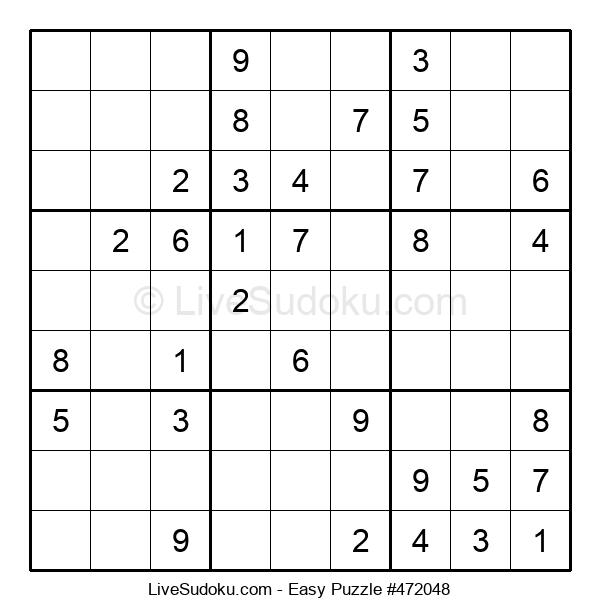 Beginners Puzzle #472048