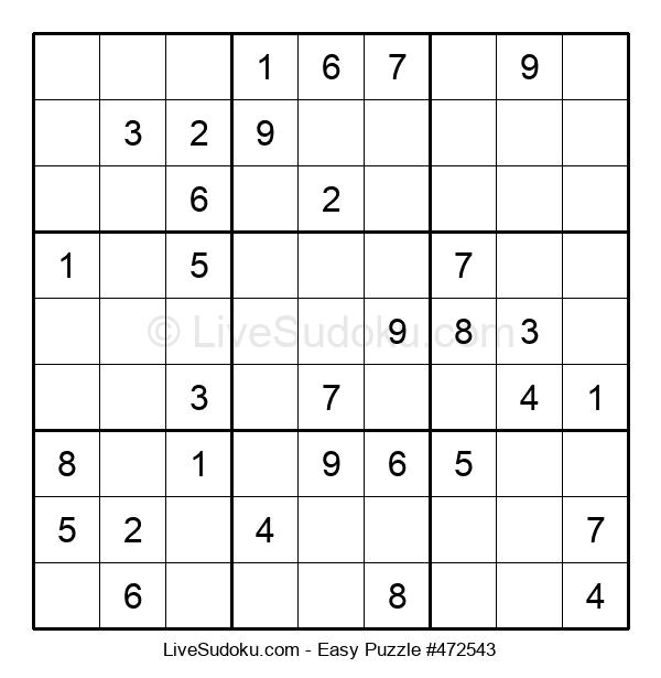 Beginners Puzzle #472543
