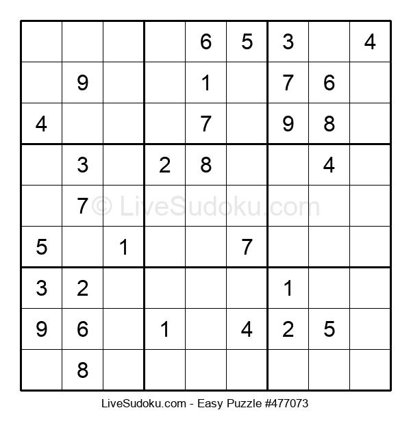 Beginners Puzzle #477073