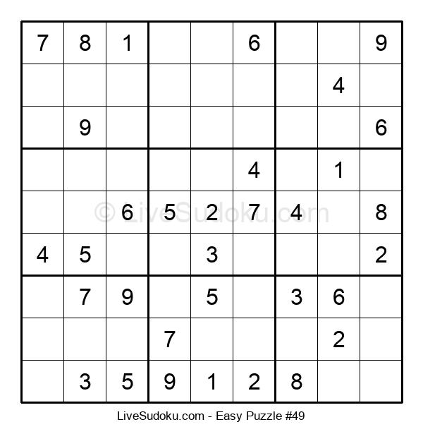 Beginners Puzzle #49