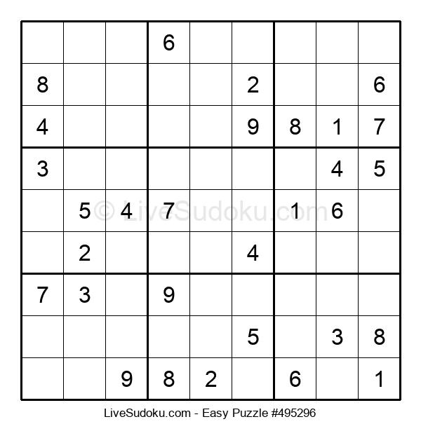 Beginners Puzzle #495296