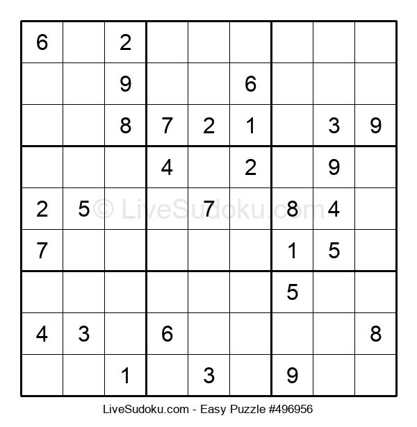 Beginners Puzzle #496956
