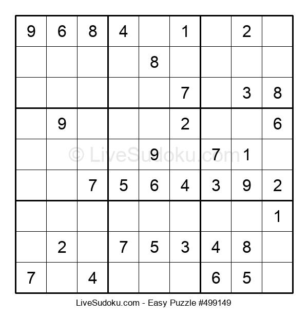 Beginners Puzzle #499149