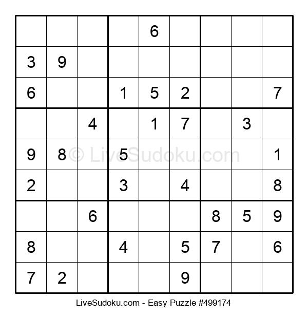 Beginners Puzzle #499174