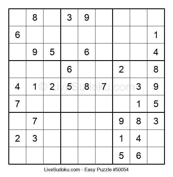 Beginners Puzzle #50054
