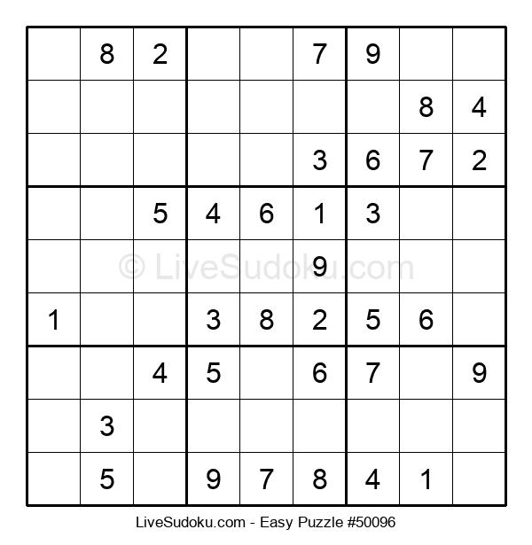 Beginners Puzzle #50096