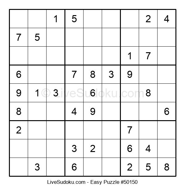 Beginners Puzzle #50150