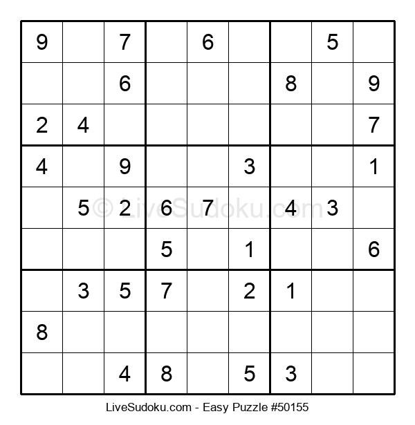 Beginners Puzzle #50155