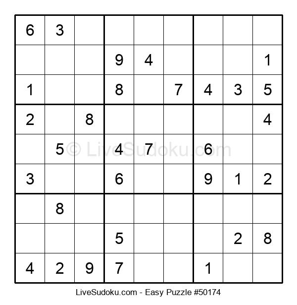 Beginners Puzzle #50174