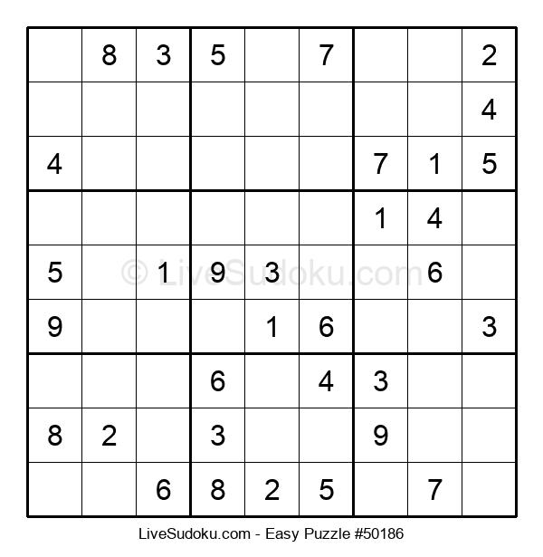 Beginners Puzzle #50186