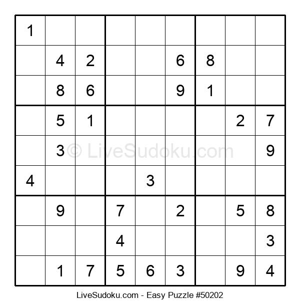 Beginners Puzzle #50202