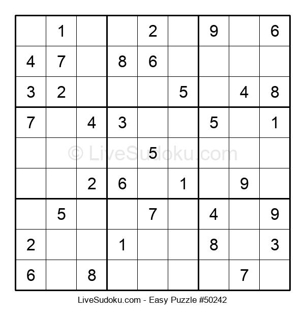 Beginners Puzzle #50242