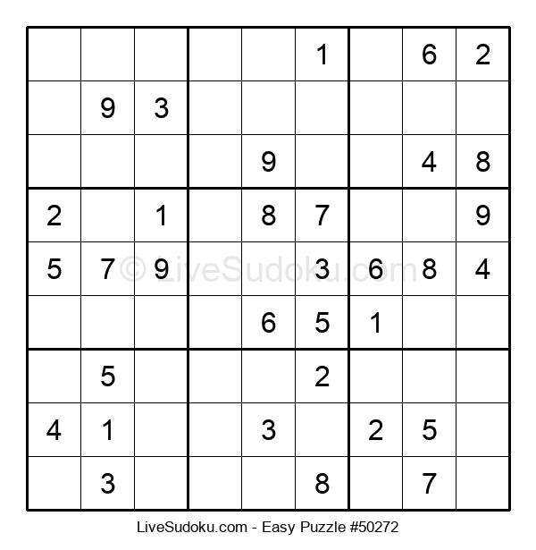 Beginners Puzzle #50272