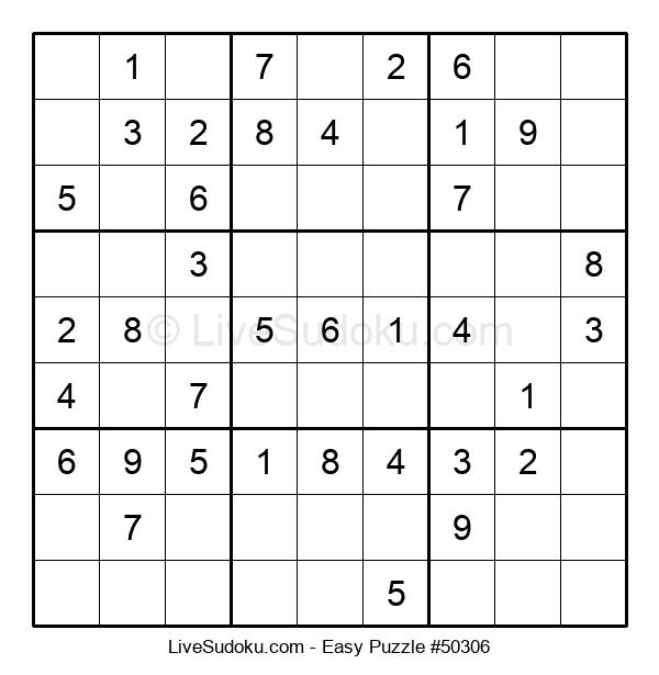 Beginners Puzzle #50306