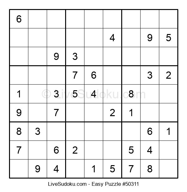Beginners Puzzle #50311