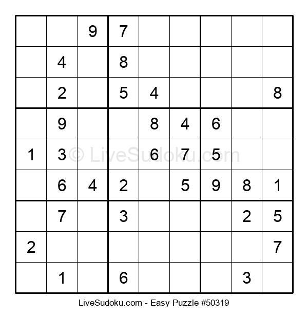 Beginners Puzzle #50319