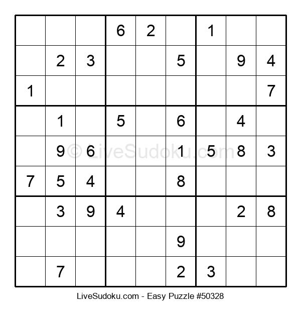 Beginners Puzzle #50328