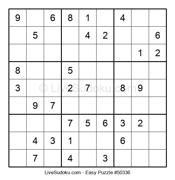 Beginners Puzzle #50336