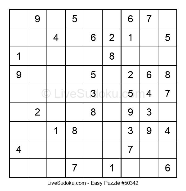 Beginners Puzzle #50342