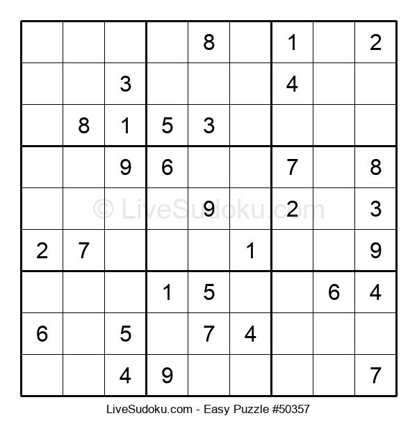 Beginners Puzzle #50357