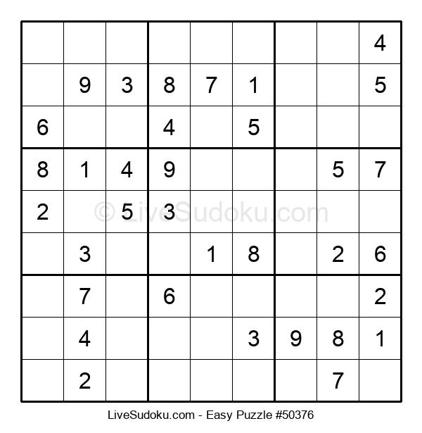 Beginners Puzzle #50376