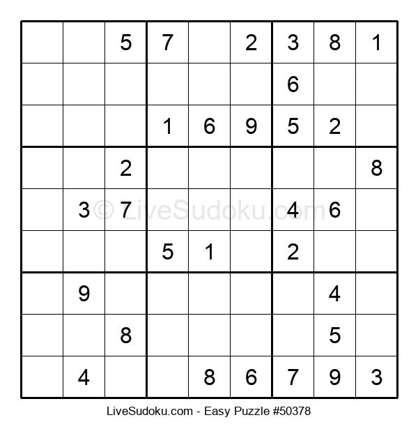 Beginners Puzzle #50378