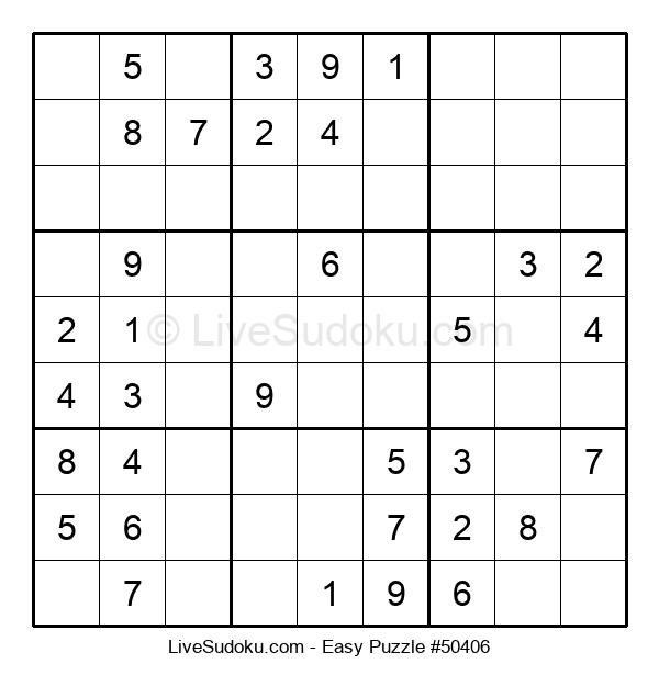 Beginners Puzzle #50406