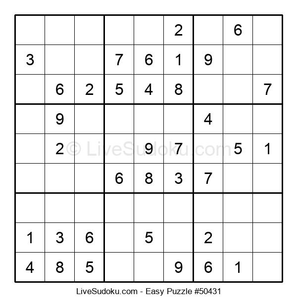 Beginners Puzzle #50431