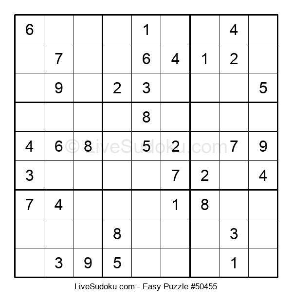 Beginners Puzzle #50455