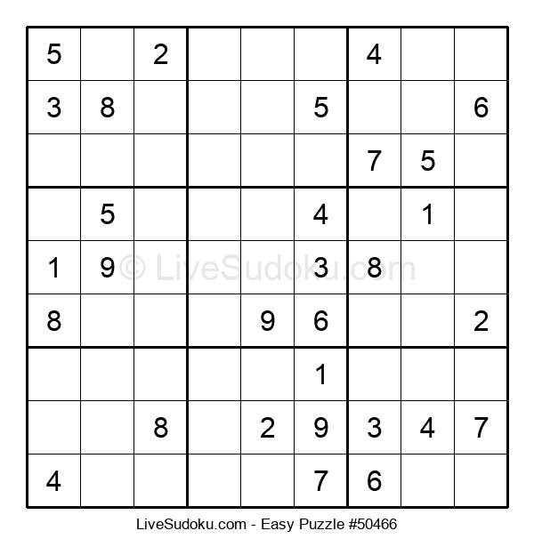 Beginners Puzzle #50466