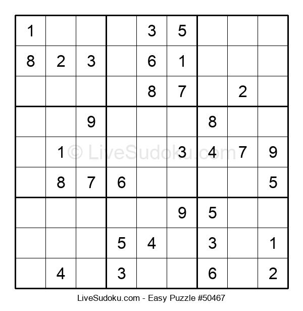 Beginners Puzzle #50467