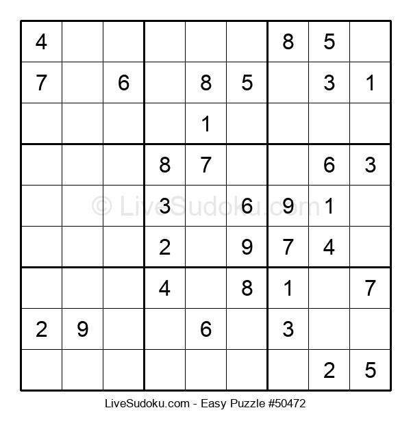 Beginners Puzzle #50472