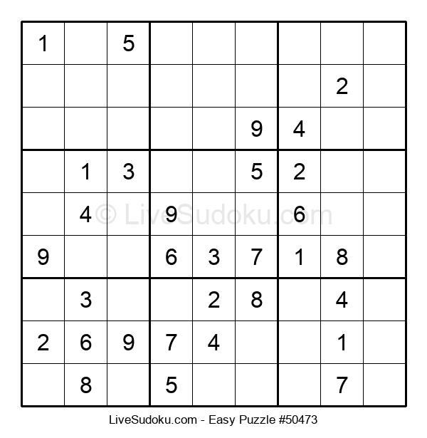 Beginners Puzzle #50473