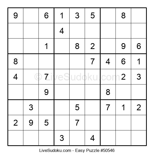 Beginners Puzzle #50546