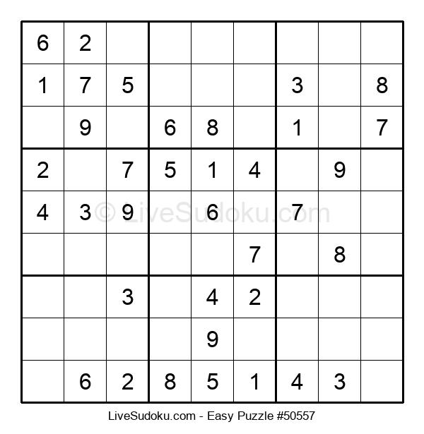 Beginners Puzzle #50557