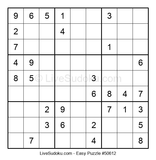 Beginners Puzzle #50612