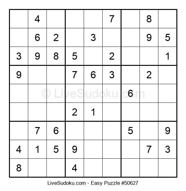 Beginners Puzzle #50627