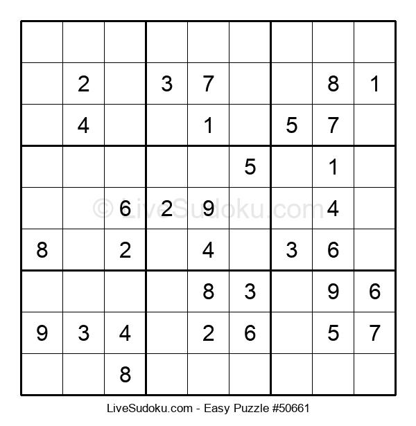 Beginners Puzzle #50661