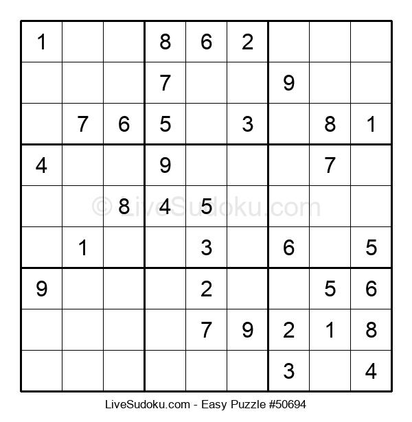 Beginners Puzzle #50694