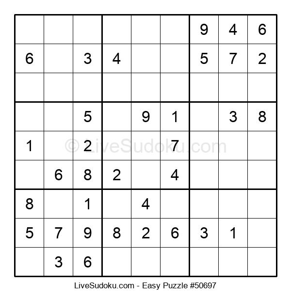 Beginners Puzzle #50697