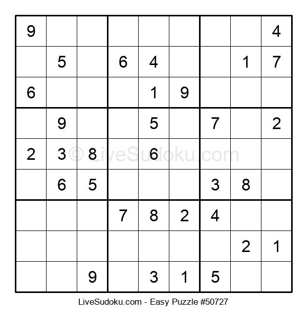 Beginners Puzzle #50727