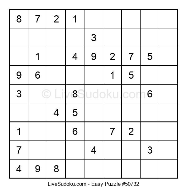 Beginners Puzzle #50732