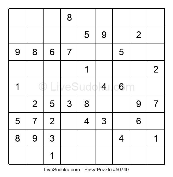 Beginners Puzzle #50740