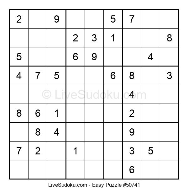 Beginners Puzzle #50741