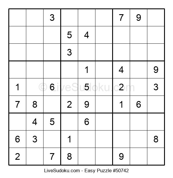 Beginners Puzzle #50742