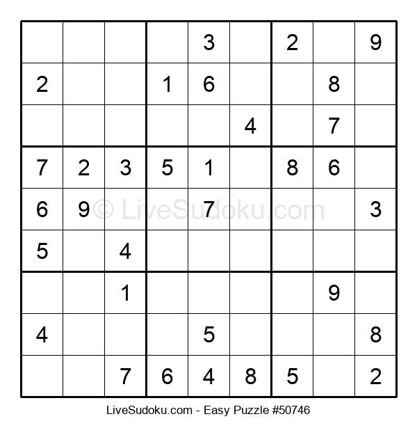 Beginners Puzzle #50746