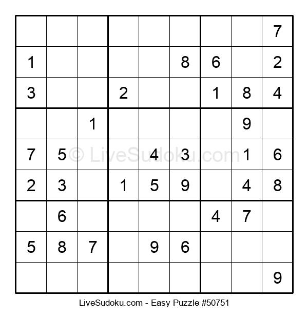 Beginners Puzzle #50751