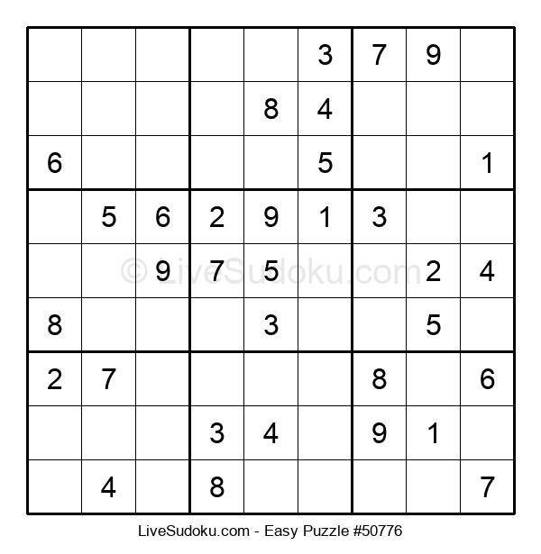 Beginners Puzzle #50776