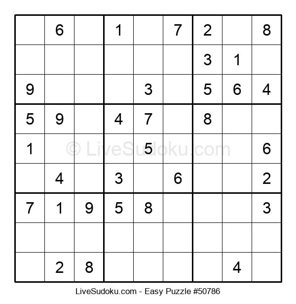Beginners Puzzle #50786