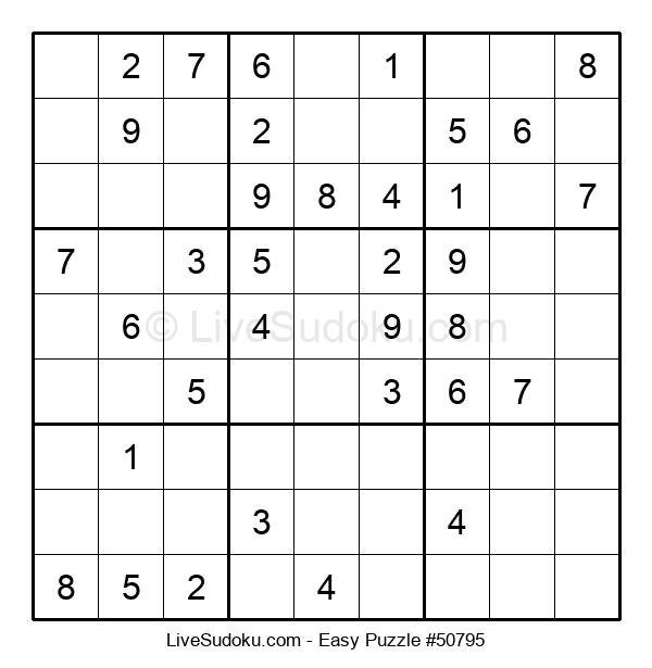 Beginners Puzzle #50795